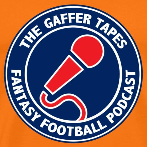 The Gaffer Tapes Logo Large - Men's Premium T-Shirt