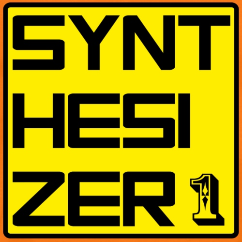 SYNTH 1 - Men's Premium T-Shirt