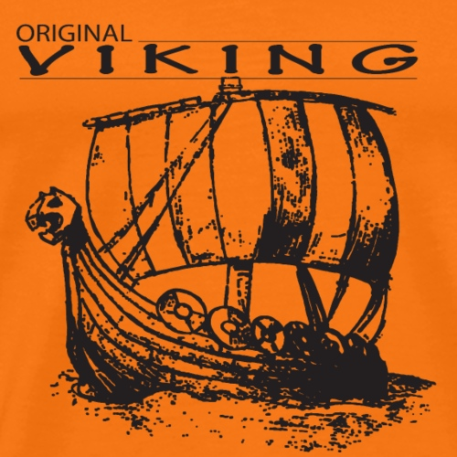 Original Viking - Männer Premium T-Shirt