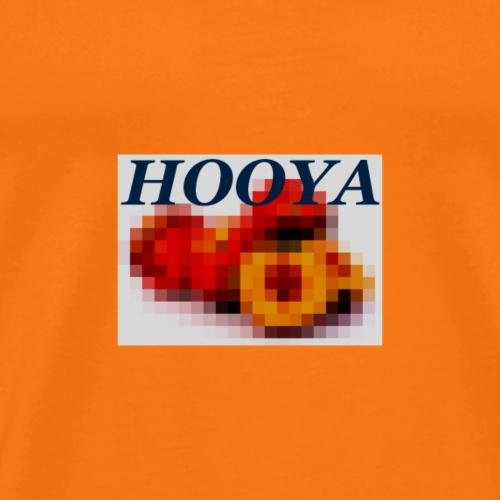 HOOYA Peach - T-shirt Premium Homme