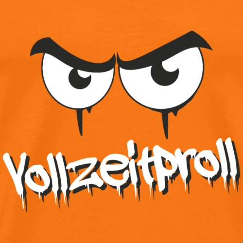 Vollzeitproll - Männer Premium T-Shirt