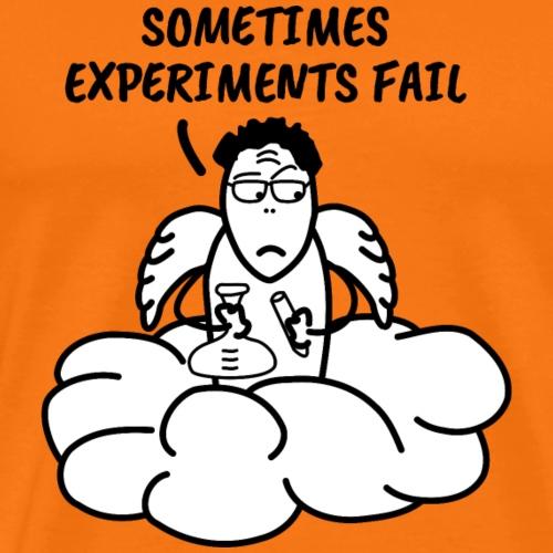 Der gescheiterte Wissenschaftler - Männer Premium T-Shirt