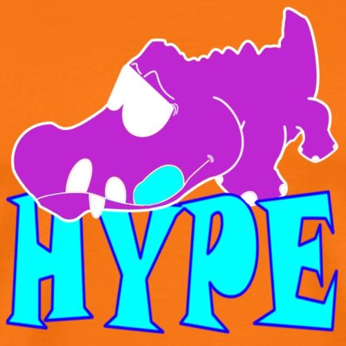 Hype Invert - Männer Premium T-Shirt