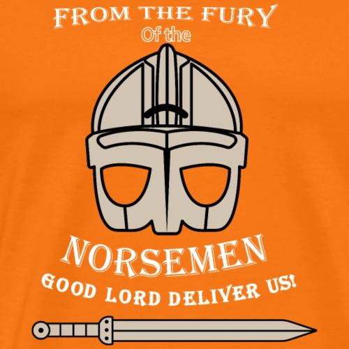 from_the_fury - Premium-T-shirt herr