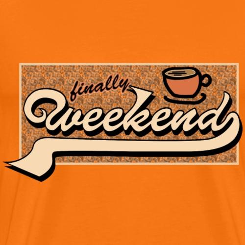 weekend - Männer Premium T-Shirt