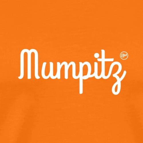 Mumpitz - Männer Premium T-Shirt