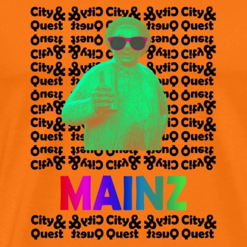 City&Quest Mainz - Männer Premium T-Shirt