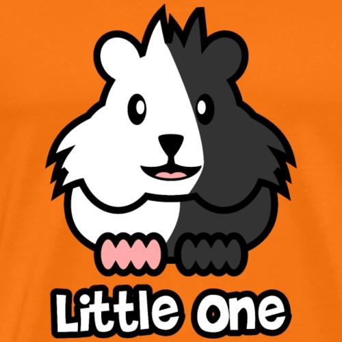 Cartoon Meerschweinchen Little One - Männer Premium T-Shirt