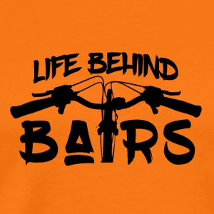 Livet Behind Bars - Mountain Bike Passion - Premium T-skjorte for menn