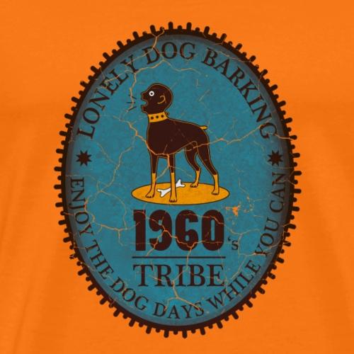 Dog DAYS Blues - Men's Premium T-Shirt
