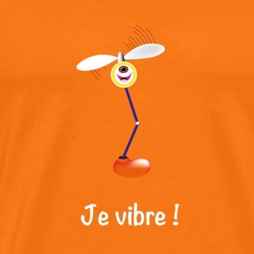GENERATEUR QUI VIBRE - T-shirt Premium Homme