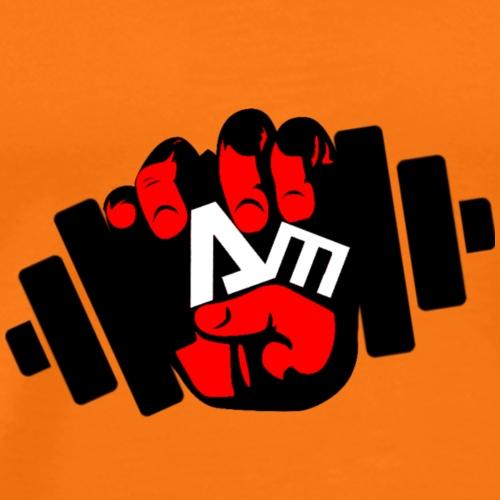 ANTONIO MESSINA ANTOFIT93 - Maglietta Premium da uomo