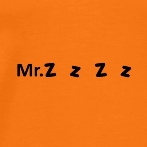 MR zzz - T-shirt Premium Homme