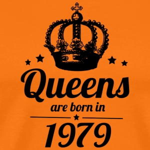 Queen 1979 - Men's Premium T-Shirt