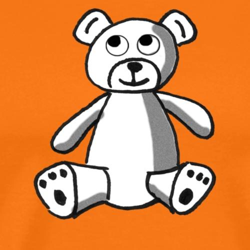 Teddy Tim - Männer Premium T-Shirt