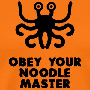 OBEY YOUR NOOLE MASTER - Men's Premium T-Shirt
