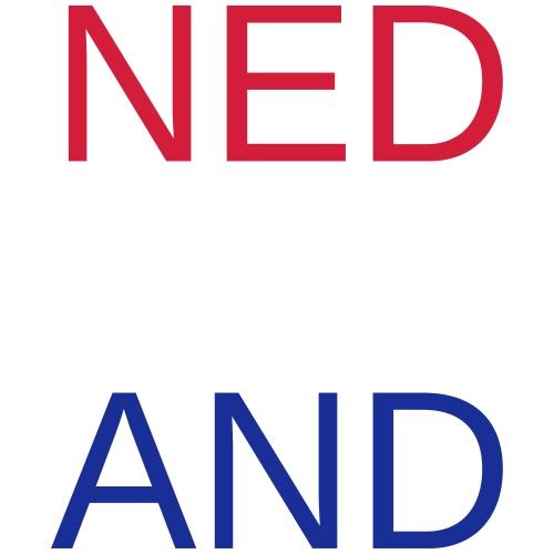 Nederland in de kleuren van de vlag - Mannen Premium T-shirt