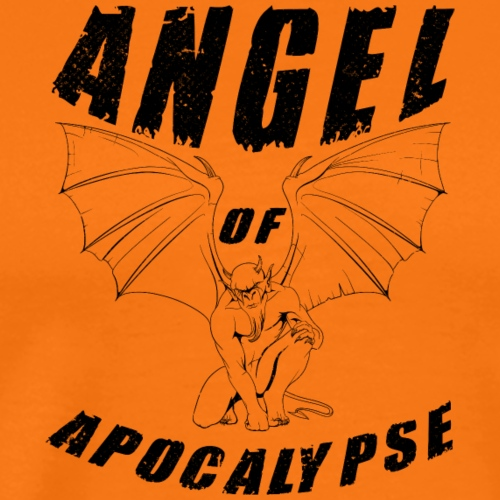 ANGEL of apocalypse - Men's Premium T-Shirt