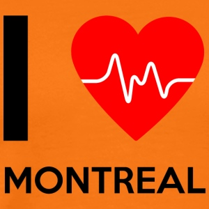 I Love Montreal - I Love Montreal - T-shirt Premium Homme