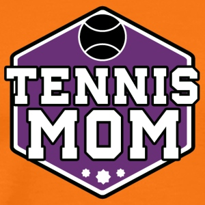 Tennis Mom - Männer Premium T-Shirt