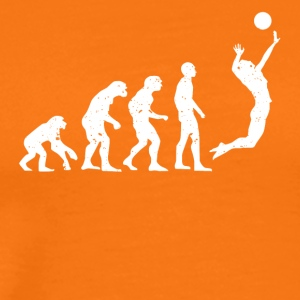 VOLLEYBALLEVOLUTION! - Männer Premium T-Shirt
