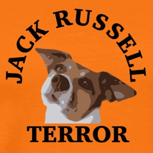 Jack Russell terror2 - T-shirt Premium Homme