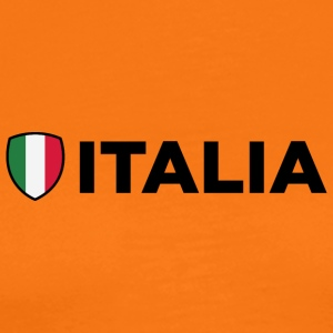 National Flag Of Italy - Men's Premium T-Shirt