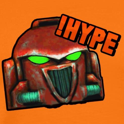 hype gif - Men's Premium T-Shirt