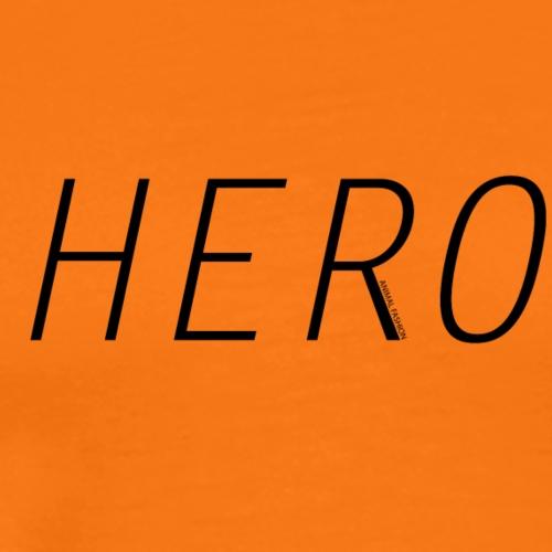 Hero | Animal Fashion - Männer Premium T-Shirt