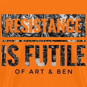 Resistance - Männer Premium T-Shirt