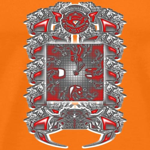 1 60 - Männer Premium T-Shirt