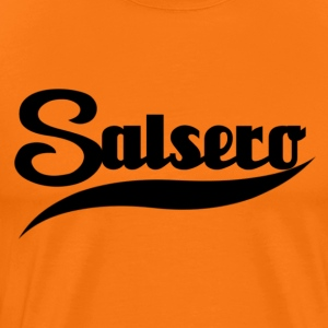 Salsero Shirt black - Mambo New York - Men's Premium T-Shirt