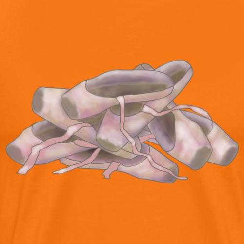 BallettSchuhe Alt - Männer Premium T-Shirt
