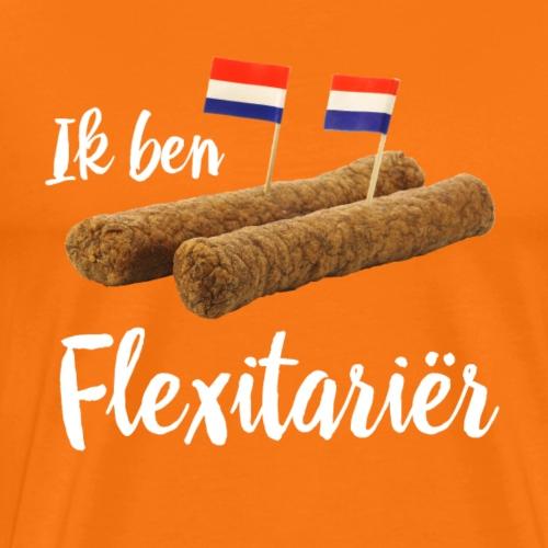Flexitariër - Mannen Premium T-shirt
