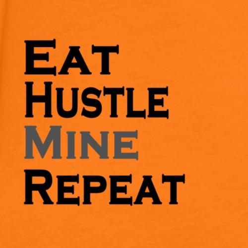Eat mine sleep - Männer Premium T-Shirt