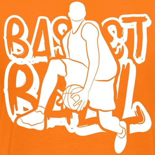 BASKETBALL TAG H - T-shirt Premium Homme