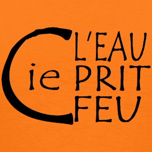 logo LEPF NOIR - T-shirt Premium Homme
