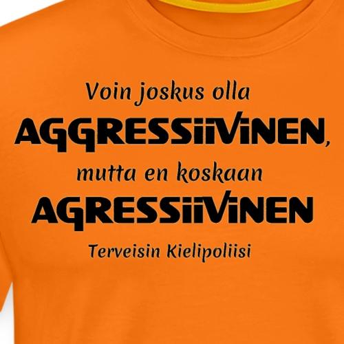 Aggressivinen kielipoliisi
