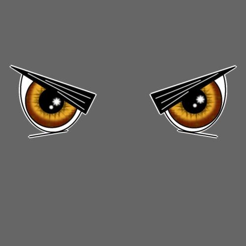 helloween Augen - Männer Premium T-Shirt