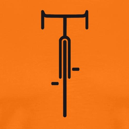 Das RAD, das Dich ans Ziel bringt! - Männer Premium T-Shirt