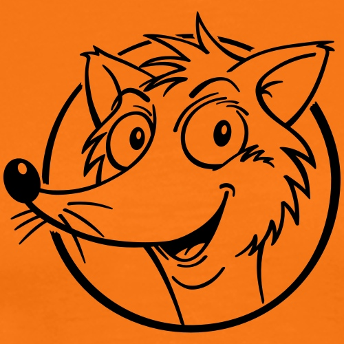 kleiner Fuchs - Männer Premium T-Shirt