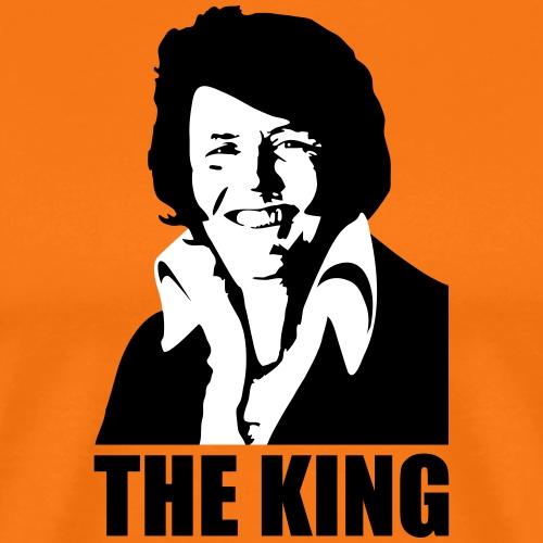 The King Willem Alexander/Elvis Koningsdag - Mannen Premium T-shirt