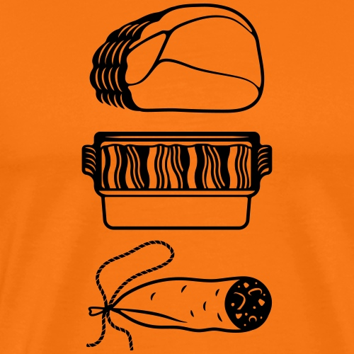 charcuterie - Men's Premium T-Shirt
