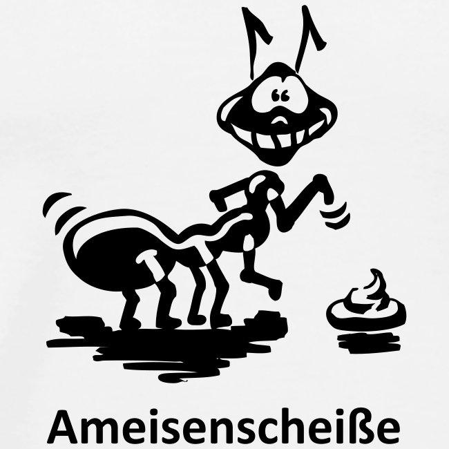 Ameisenscheiße