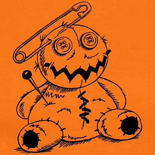Voodoo-Puppe - Männer Premium T-Shirt