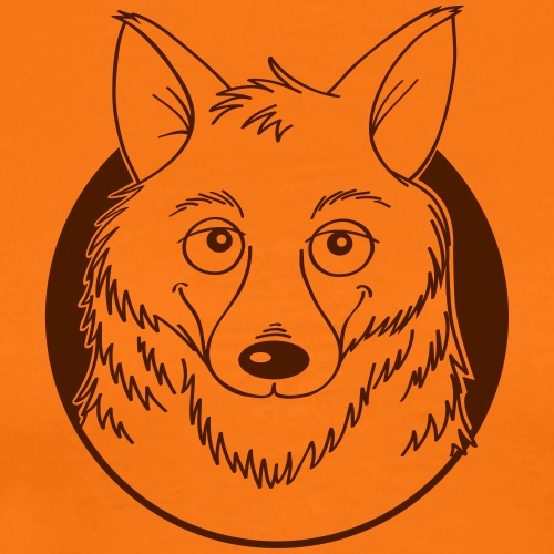 warmherziger Wolf