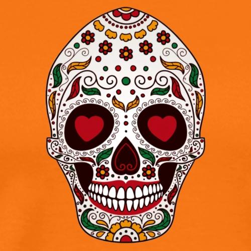 Skeletor felt in love - Männer Premium T-Shirt