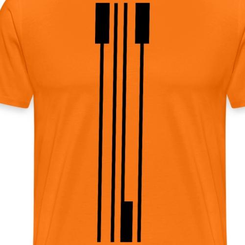 TILT - Maglietta Premium da uomo