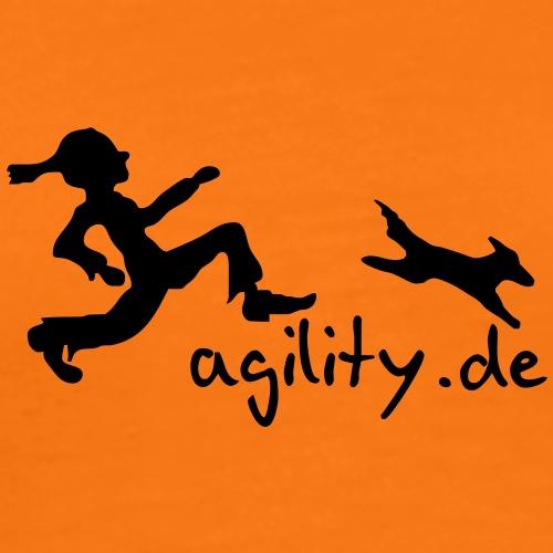 Agility - Hundesport in Perfektion - Männer Premium T-Shirt