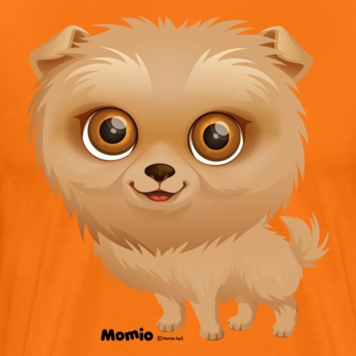 Dog - Premium T-skjorte for menn